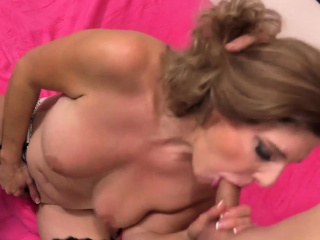 Mature Jade Blissette Rides It Lustfully