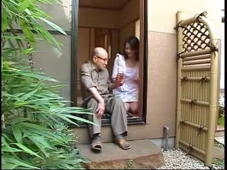 Japanese mom and father in law