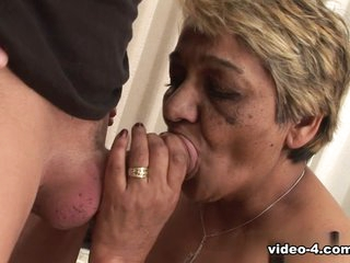 Winnie Franco & Franco Roccaforte in I Wanna Cum Inside Your Grandma #06 Video