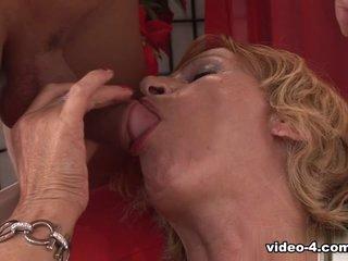 Dana B & Marcel Manigati in I Wanna Cum Inside Your Grandma #07 Video
