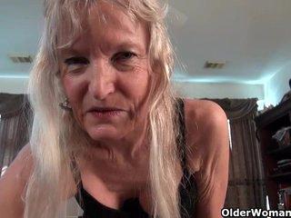 An older woman means fun part 145