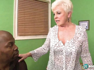 Jewel Gets The Lucas Treatment - 60PlusMilfs