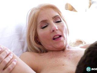 Chery Leigh fucks her son-in-law - 60PlusMilfs