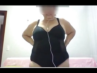 BBW brazilian 70 years old