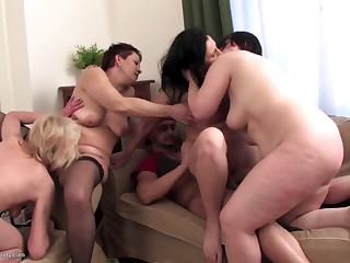 Lucky son fucks not his MOM mom MOM and MOM