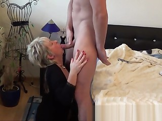 German old mature housewife near granny make userdate