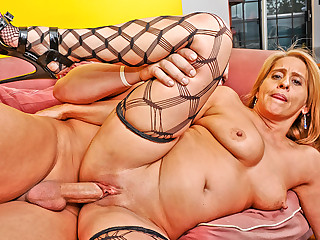 Candy Heartazz in Horny Grannies Love To Fuck #02, Scene #02