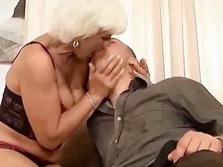 Hottest homemade Fetish, Grannies adult clip