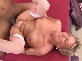 For Sandra Ann, The Cock Is Always Right - 60PlusMilfs