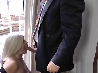 Big ass british grandma