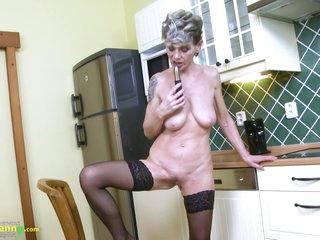 Czech Granny Irenka