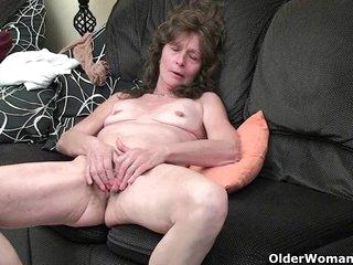 Mature pussies need orgasms too